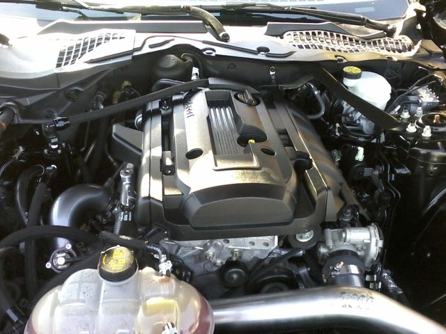 2015 Ford Mustang EcoBoost Premium San Antonio, Texas 36