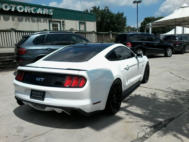 2015 Ford Mustang GT Premium Super Charged San Antonio, Texas 3