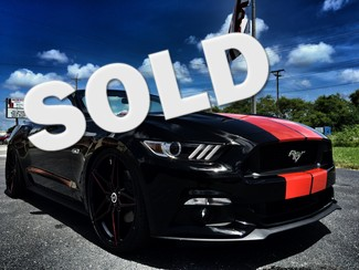 2015 Ford Mustang GT PREMIUM CONV EIBACH SPEC-1 LOUDMOUTH in ,, Florida