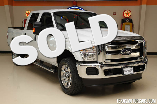 2015 Ford Super Duty F-250 XLT This Carfax 1-Owner 2015 Ford Super Duty F-250 Pickup XLT is in gre