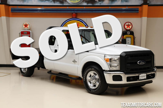 2015 Ford Super Duty F-250 XL This Carfax 1-Owner 2015 Ford Super Duty F-250 XL is in great shape