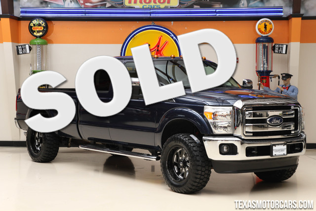 2015 Ford Super Duty F-250 Lariat 4x4 This Carfax 1-Owner 2015 Ford Super Duty F-250 Pickup Lariat