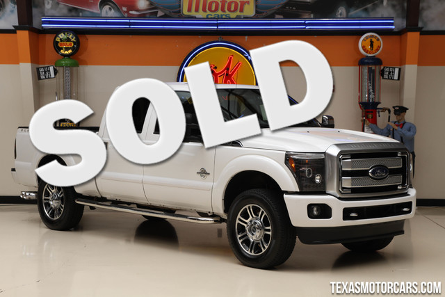 2015 Ford Super Duty F-250 Platinum 4x4 The 2015 Ford Super Duty F-250 Platinum 4x4 is Fords top-