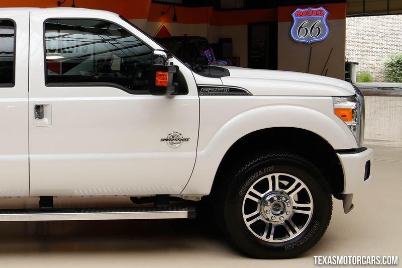 2015 Ford Super Duty F-250 Pickup Platinum  in Addison, Texas