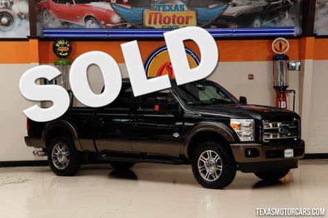 2015 Ford Super Duty F-250 Pickup King Ranch in Addison
