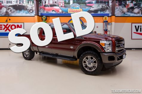 2015 Ford Super Duty F-250 Pickup King Ranch 4X4 in Addison