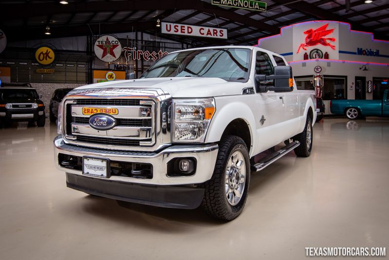 2015 Ford Super Duty F-250 Pickup Lariat 4X4  in Addison, Texas