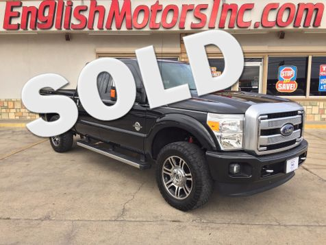 2015 Ford Super Duty F-250 Pickup Platinum in Brownsville, TX