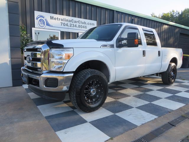 2015 Ford Super Duty F-250 Pickup XLT Charlotte-Matthews, North Carolina 1