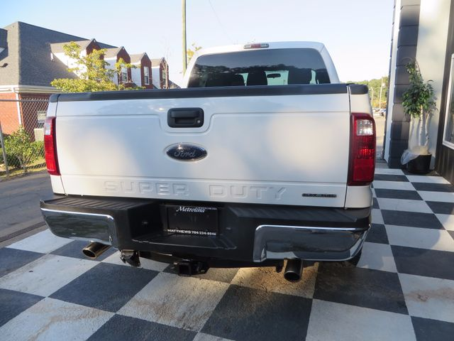 2015 Ford Super Duty F-250 Pickup XLT Charlotte-Matthews, North Carolina 23