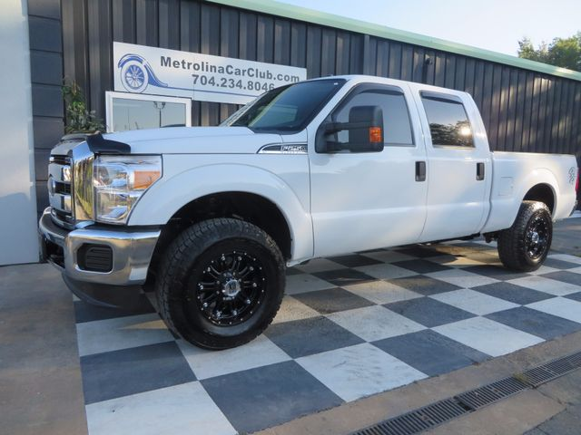 2015 Ford Super Duty F-250 Pickup XLT Charlotte-Matthews, North Carolina 2