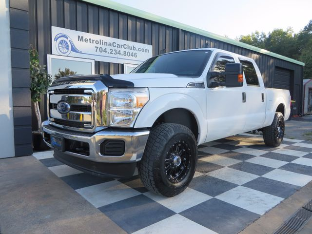 2015 Ford Super Duty F-250 Pickup XLT Charlotte-Matthews, North Carolina 29