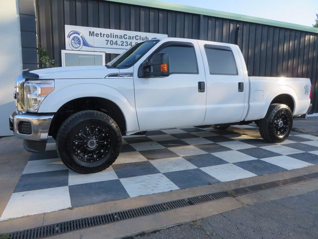 2015 Ford Super Duty F-250 Pickup XLT Charlotte-Matthews, North Carolina 3