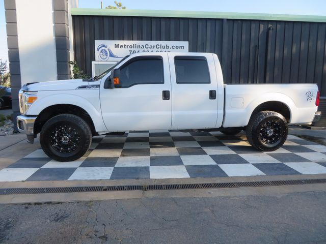 2015 Ford Super Duty F-250 Pickup XLT Charlotte-Matthews, North Carolina 4