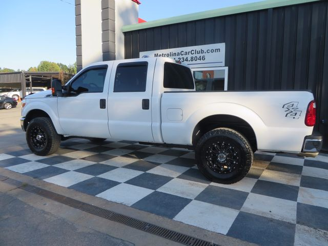 2015 Ford Super Duty F-250 Pickup XLT Charlotte-Matthews, North Carolina 10