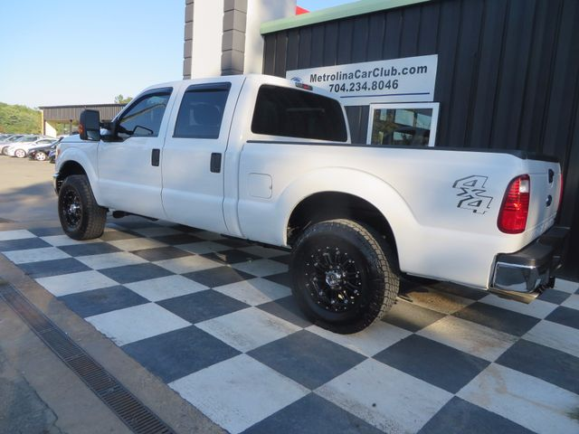 2015 Ford Super Duty F-250 Pickup XLT Charlotte-Matthews, North Carolina 11