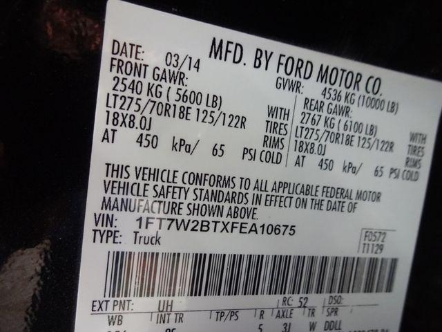 2015 Ford Super Duty F-250 Pickup XLT Corpus Christi, Texas 50