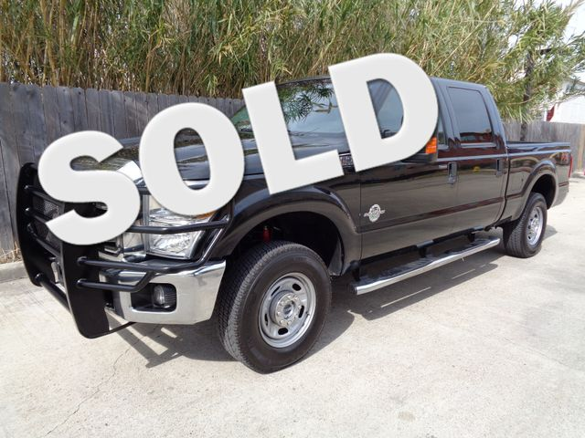 2015 Ford Super Duty F-250 Pickup XLT 6.7L POWERSTROKE Corpus Christi, Texas 0