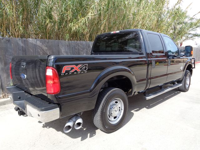 2015 Ford Super Duty F-250 Pickup XLT 6.7L POWERSTROKE Corpus Christi, Texas 3