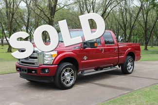 2015 Ford  F-250 Crew Cab 4WD Platinum  in Marion, Arkansas