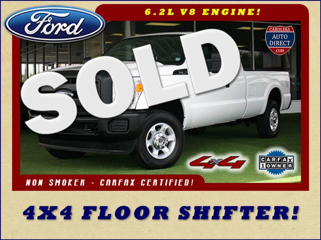 2015 Ford Super Duty F-250 Pickup XL SuperCab - 4x4 FLOOR SHIFTER! Mooresville , NC 0