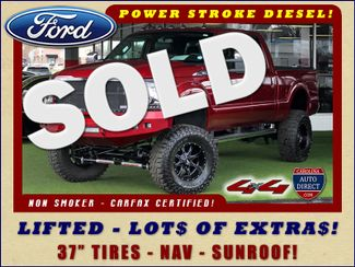 2015 Ford Super Duty F-250 Pickup Lariat ULTIMATE Crew Cab 4x4 - LIFTED - EXTRA$! Mooresville , NC