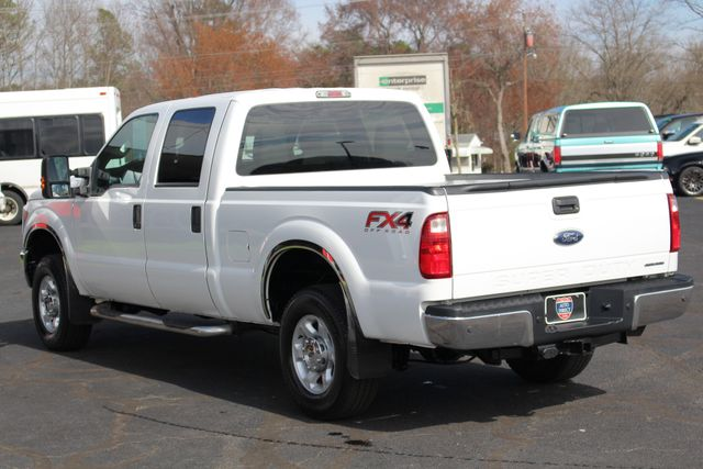 2015 Ford Super Duty F-250 Pickup XLT Crew Cab 4x4 FX4 - MICHELINS! Mooresville , NC 25