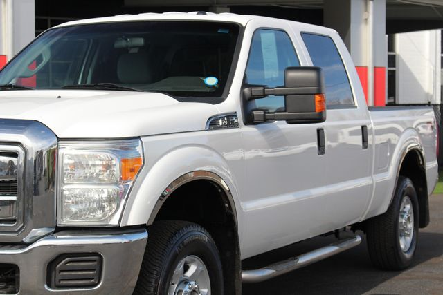 2015 Ford Super Duty F-250 Pickup XLT Crew Cab 4x4 FX4 - MICHELINS! Mooresville , NC 23