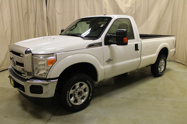 2015 Ford Super Duty F-250  XLT Long Bed Roscoe, Illinois 0