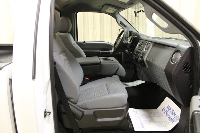 2015 Ford Super Duty F-250  XLT Long Bed Roscoe, Illinois 15