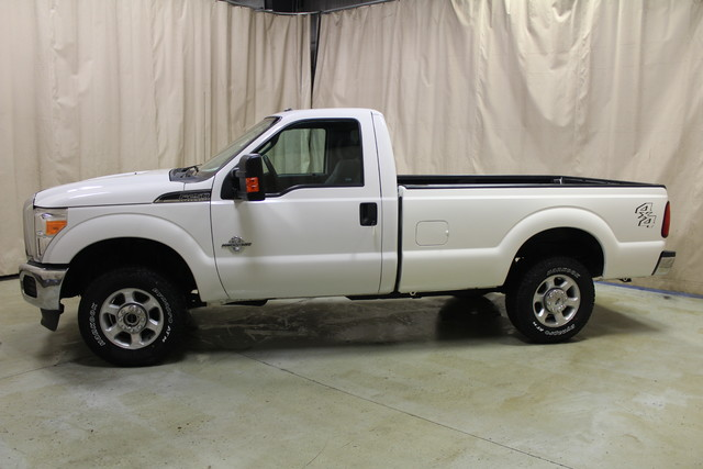 2015 Ford Super Duty F-250  XLT Long Bed Roscoe, Illinois 1