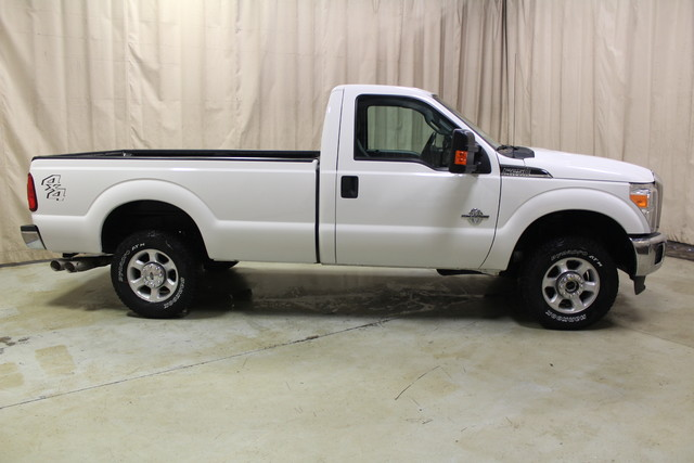 2015 Ford Super Duty F-250  XLT Long Bed Roscoe, Illinois 2