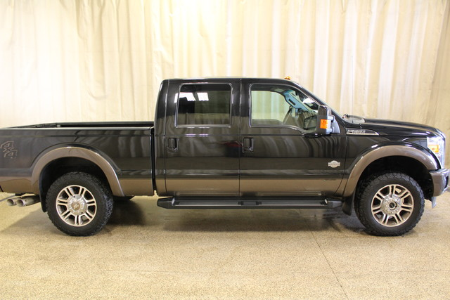 2015 Ford Super Duty F-250 Pickup King Ranch Roscoe, Illinois 1