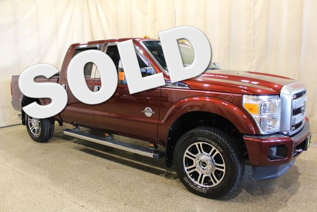 2015 Ford Super Duty F-250 Pickup Platinum Roscoe, Illinois 0