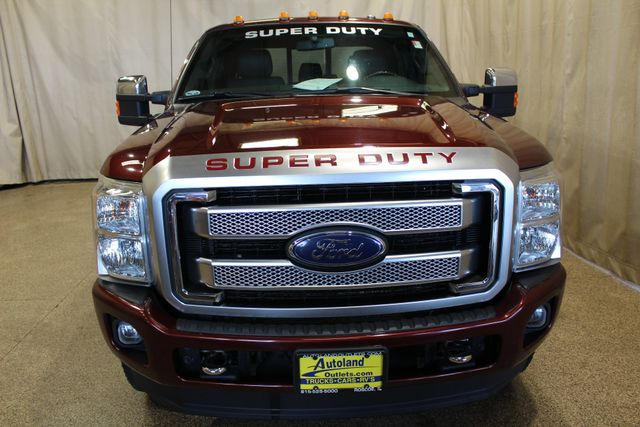 2015 Ford Super Duty F-250 Pickup Platinum Roscoe, Illinois 8