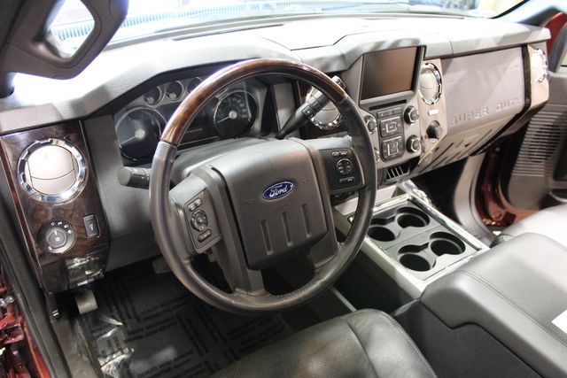 2015 Ford Super Duty F-250 Pickup Platinum Roscoe, Illinois 14