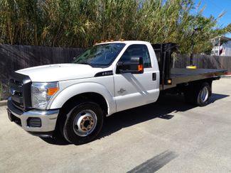 2015 Ford Super Duty F-350 DRW Chassis Cab XL Dump Body Flatbed Corpus Christi, Texas