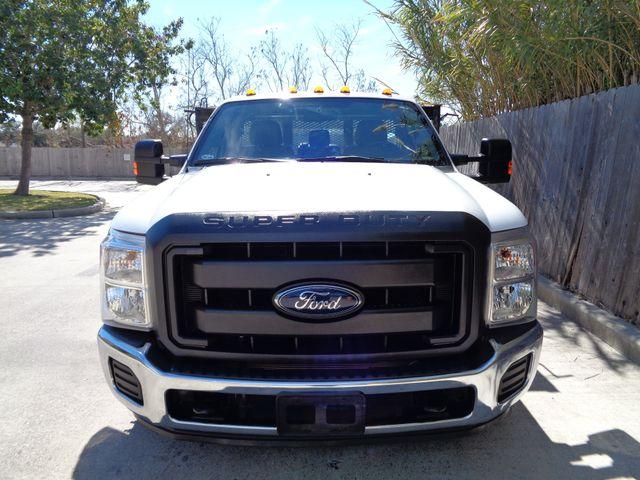 2015 Ford Super Duty F-350 DRW Chassis Cab XL Dump Body Flatbed Corpus Christi, Texas 6