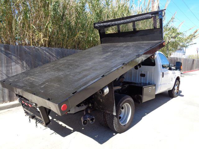 2015 Ford Super Duty F-350 DRW Chassis Cab XL Dump Body Flatbed Corpus Christi, Texas 9