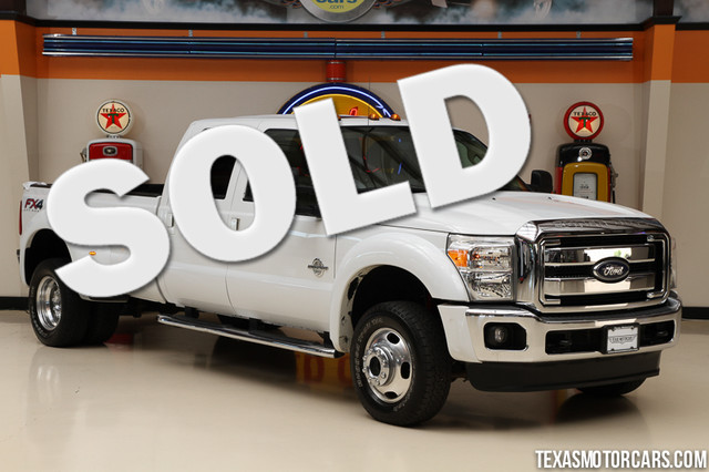 2015 Ford Super Duty F-350 Lariat This Carfax 1-Owner 2015 Super Duty F-350 DRW Lariat is in great