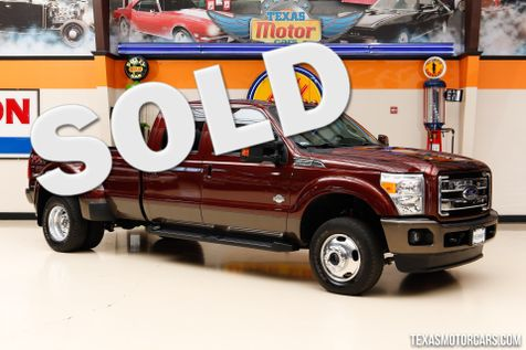 2015 Ford Super Duty F-350 DRW Pickup King Ranch in Addison