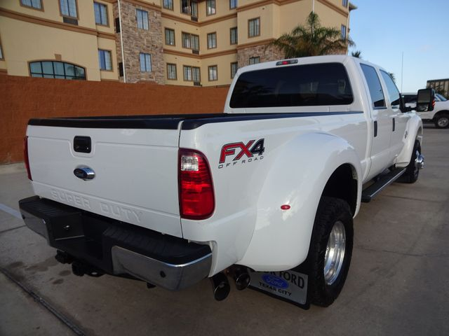 2015 Ford Super Duty F-350 DRW Pickup XLT Corpus Christi, Texas 3