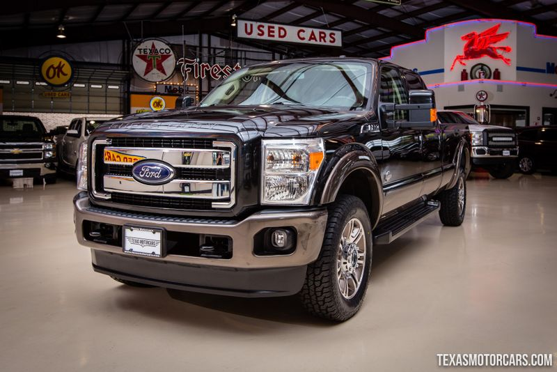 2015 Ford Super Duty F-350 SRW  King Ranch 4X4  in Addison, Texas