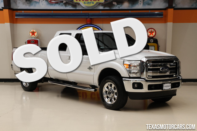 2015 Ford Super Duty F-350 Lariat This Carfax 1-Owner 2015 Ford Super Duty F-350 SRW Lariat is in