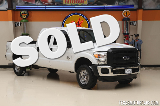 2015 Ford Super Duty F-350 XL Financing is available with rates as low as 29 wac Get pre-appr