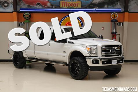 2015 Ford Super Duty F-350 SRW Pickup King Ranch in Addison