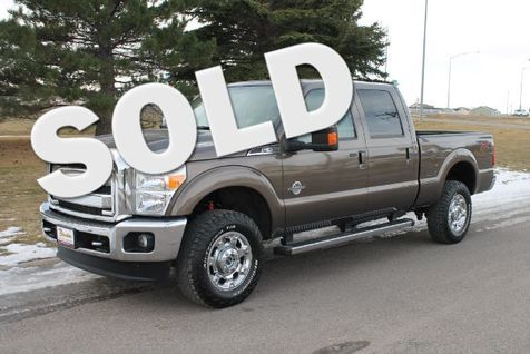 2015 Ford Super Duty F-350 SRW Pickup Lariat in Great Falls, MT