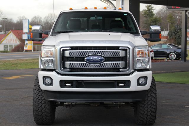 2015 Ford Super Duty F-350 SRW Pickup Platinum Crew Cab 4x4 FX4 - LIFTED - EXTRA$! Mooresville , NC 15