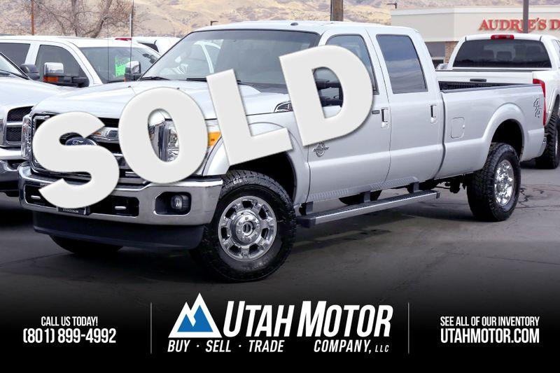 2015 Ford Super Duty F-350 SRW Pickup Lariat | Orem, Utah | Utah Motor Company in Orem Utah