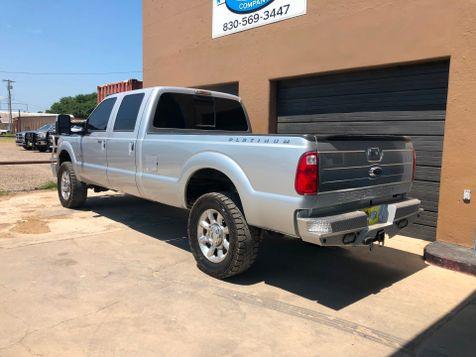 2015 Ford Super Duty F-350 SRW Pickup Platinum   Pleasanton, TX   Pleasanton Truck Company in Pleasanton, TX